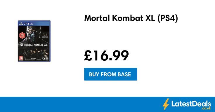 Mortal Kombat XL (PS4), £16.99 at Base