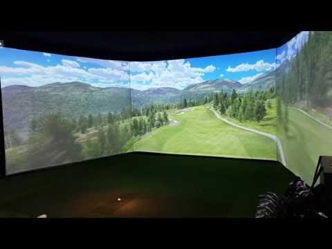 Trugolf golf simulator amazing