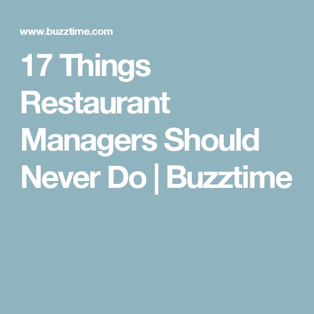 Office Assistant Resume Objective Pdf The  Best Restaurant Manager Ideas On Pinterest  Restaurant  Gpa On A Resume Excel with Great Skills To Put On A Resume Excel  Things Restaurant Managers Should Never Do  Buzztime Restaurant Manager Management How To Start A Resume Letter Word