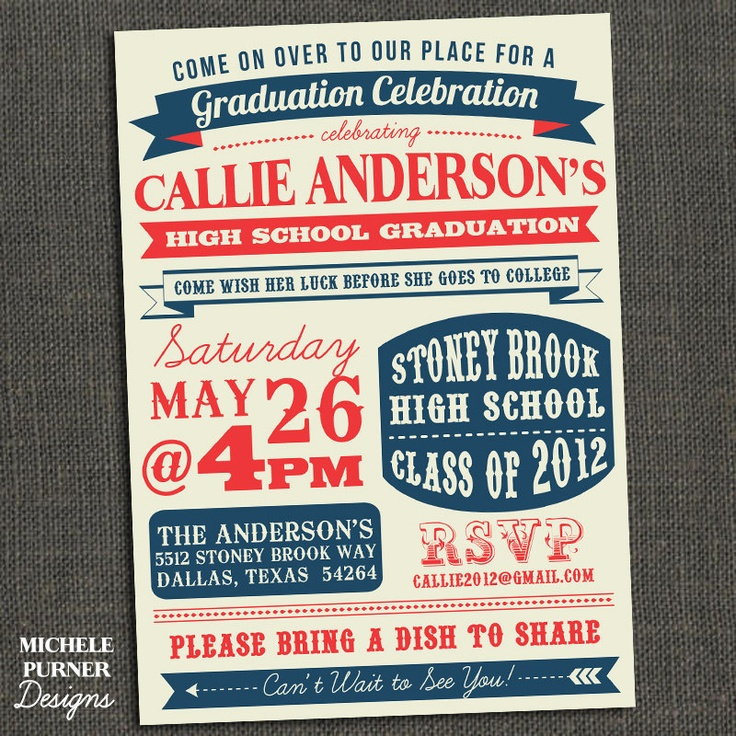 17 best images about graduation party on Pinterest Grad parties - bbq invitation template
