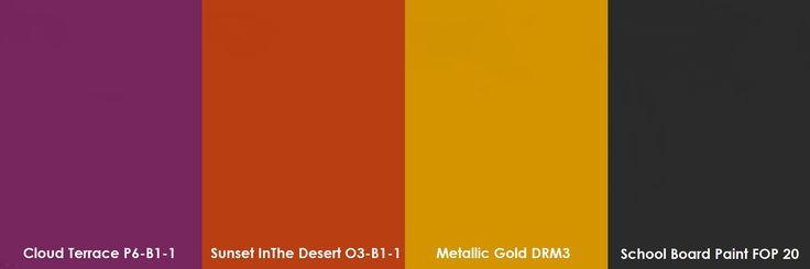 Plascon Paint Colours 2014 Forecast