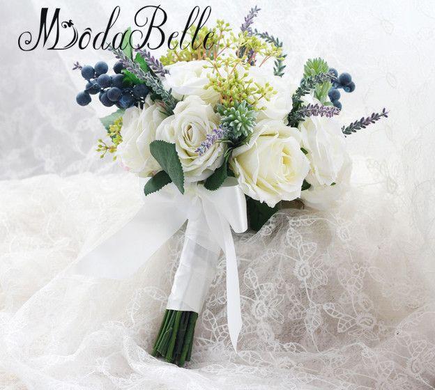 >> Click to Buy << modabelle Artificial Wedding Bouquets Bouquet De Mariage Artificiel Wedding Bridal Bouquet Ramo De Flores Novia In Stock  #Affiliate