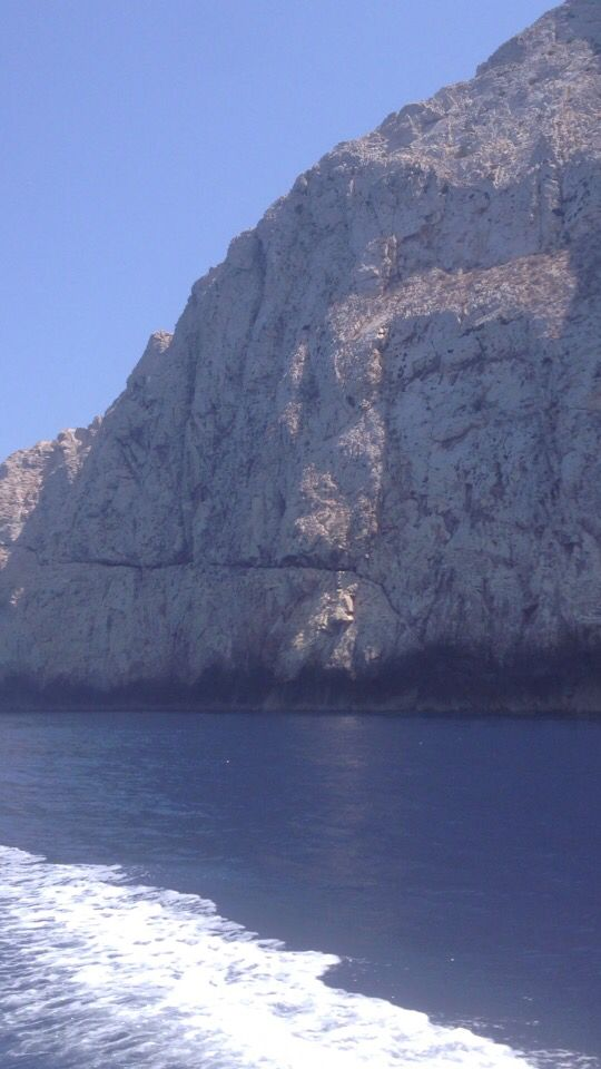 Wild Rocks Donoussa