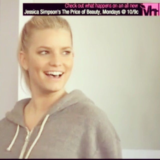 We simply loved when Jessica Simpson visited us while filming her 'The Price of Beauty' reality show for VH1. #fbespa #TransformationSpa #WestHollywood #jessicasimpson