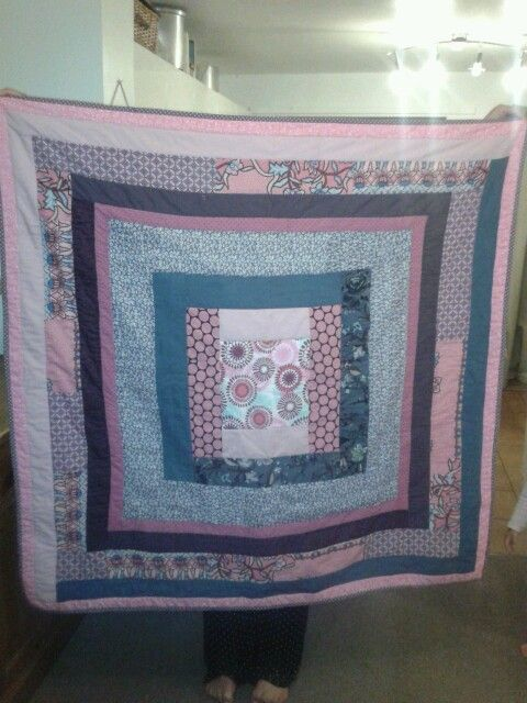 Quilt for my friend Zoe