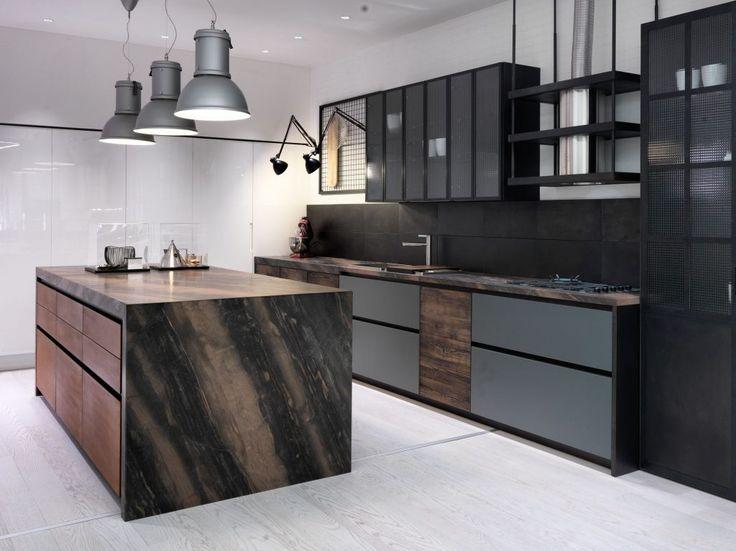 Factory | InHouse | Aster Cucine | Italian Kitchen