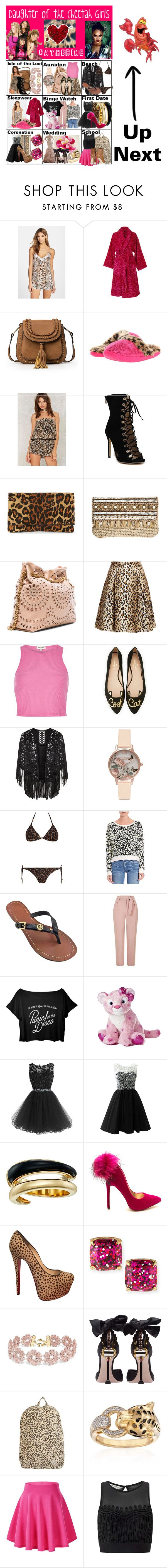 """Daughter of the Cheetah Girls // Next Up: Son of Sebastian (The Little Mermaid)"" by disnerd-101 ❤ liked on Polyvore featuring Sebastian Professional, Oscar de la Renta, Roberto Cavalli, M&F Western, Skemo, STELLA McCARTNEY, Carolina Herrera, River Island, Kate Spade and Olivia Burton"