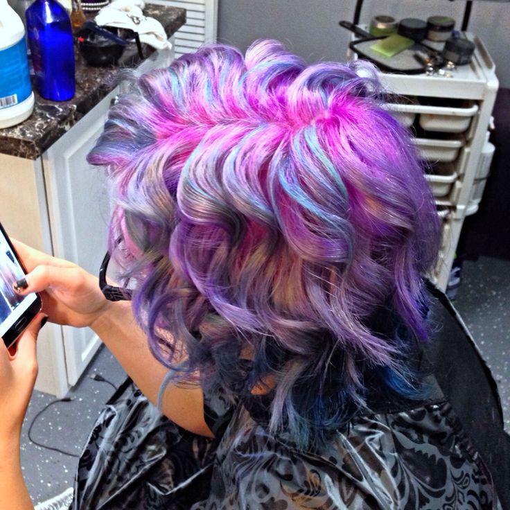 Amandahair3ypotterhead Hair Paste Extreme Hair Colors Dyed Hair