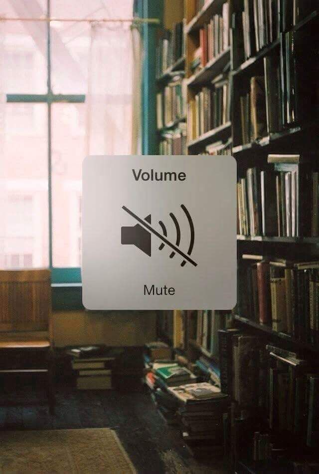 silence and books 16 best Library Advocacy