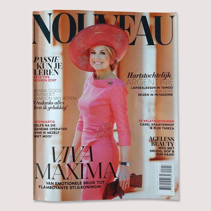 Peter Kent Tas Baulito Amsterdam van Fachera.nl te bewonderen in Nouveau!   #facheranl #nouveau #style #dutchqueen #maxima #handbag