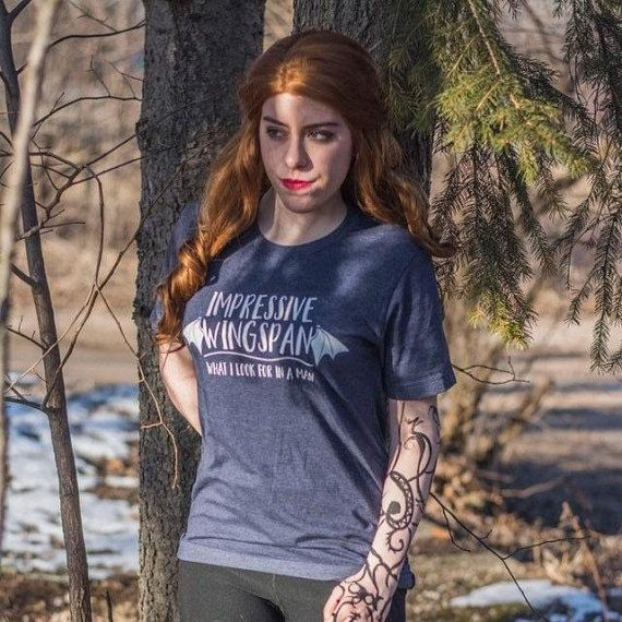 Illyrian Wingspan A Court Of Thorns And Roses Shirt Feyre
