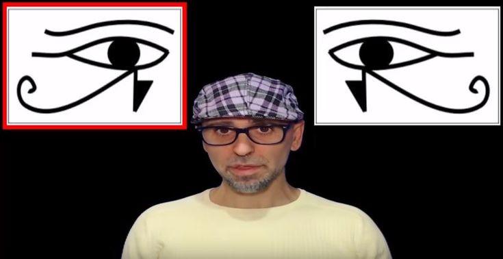 Ojo de horus, conoce todas las claves de la sabiduría egipcia - http://misterio.tv/ancestral/el-ojo-de-horus