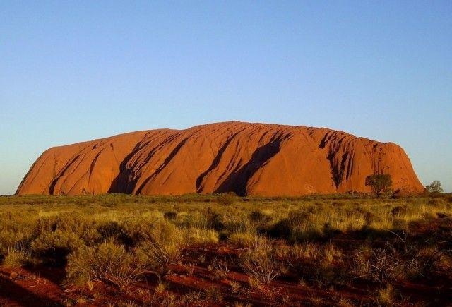 Ayers Rock, Środkowa Australia, Konkurs - Spelnione Marzenia - ULURU, AUSTRALIA