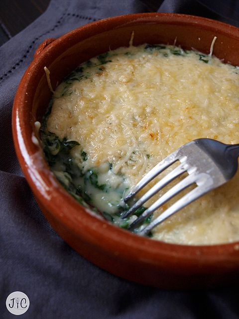 ... | Vegetables | Pinterest | Gratin, Spinach and Spinach Casserole