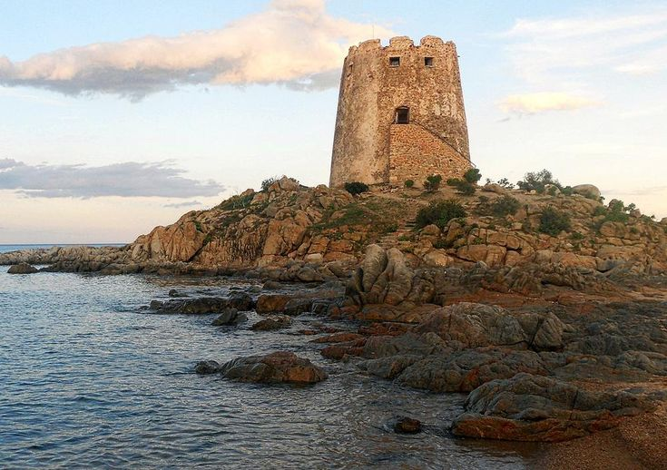 Bari Sardo, the tower by marilenavaccarini