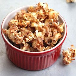 Seven Exceptional Popcorn Toppings
