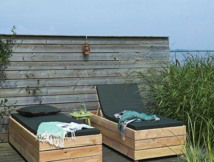 1001 Idees Pour Des Meubles De Jardin En Palettes Astuces
