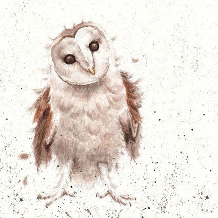 owl by Hannah Dale