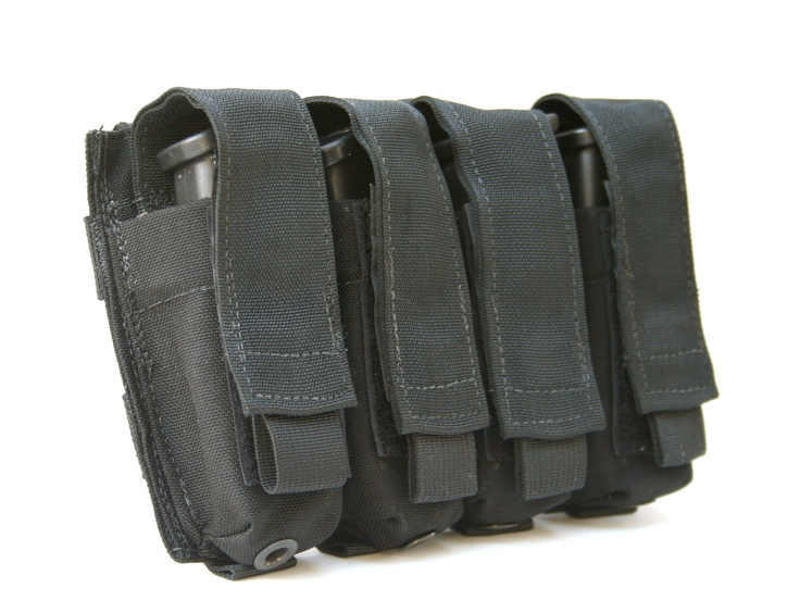 Universal Quad MOLLE Mag Pouch ! Buy it NOW at Emgtacticalgear.com !