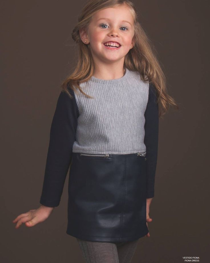 Vestido Fiona - PAN CON CHOCOLATE
