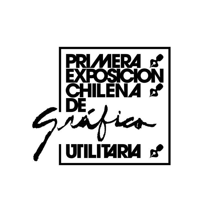 GRAFICA UTILITARIA / Diseñador: Juan Carlos Berthelon / Oficina: Berthelon & Asociados / Año: 1980