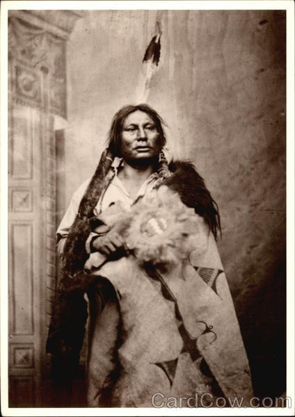 Gall, Sitting Bull's lieutenant and adopted brother, was credited along with Crazy Horse for the defeat of Custer at the Battle of Little Bighorn. He routed Major Reno, then led hundreds of warriors for a frontal attack against Custer
