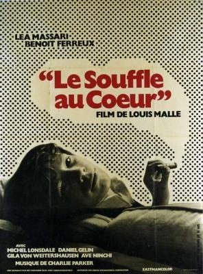 LE SOUFFLE AU COEUR de Louis Malle (1971) avec Léa Massari et Benoit Ferreux