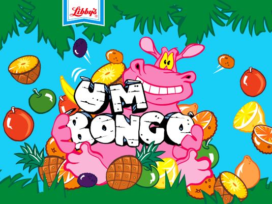 Um Bongo, they drink it in the Congo - apparently.