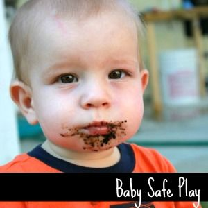 Baby Safe Messy Play