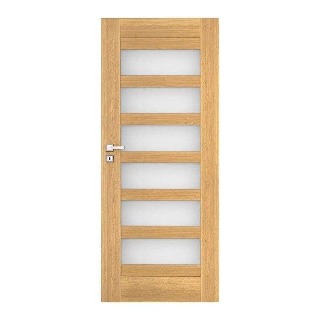 Izba Dvere Jasper 90 Vpravo Dubovy Sever Internal Doors Oak Doors