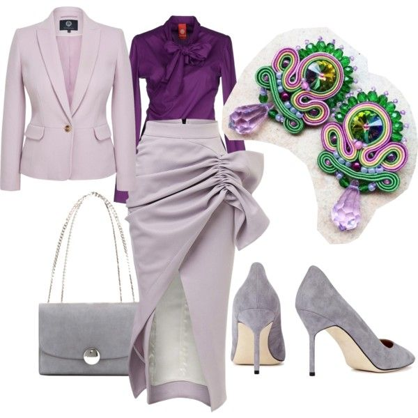 cool summer by galeriamagia on Polyvore featuring moda, MICHELLE WINDHEUSER, Viyella, Maticevski, Manolo Blahnik and Marc Jacobs