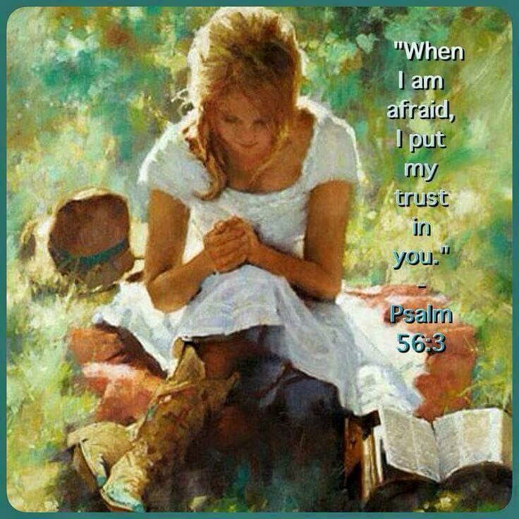 Pray to Jehovah each day❤️