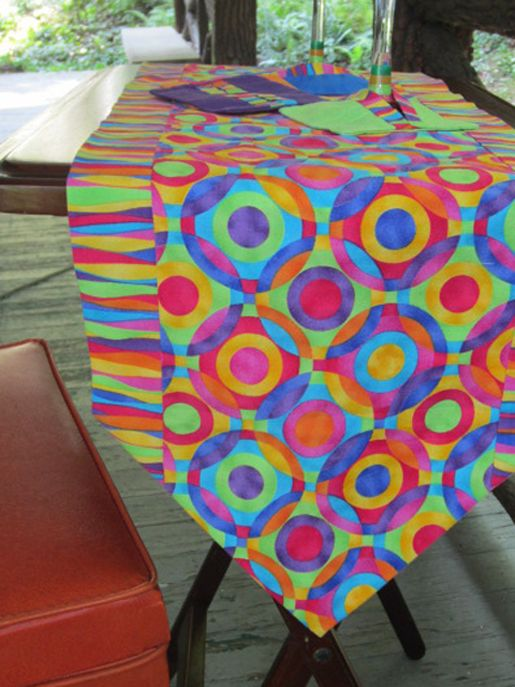 10 images about quick sewing projects on pinterest for 10 minute table runner placemats
