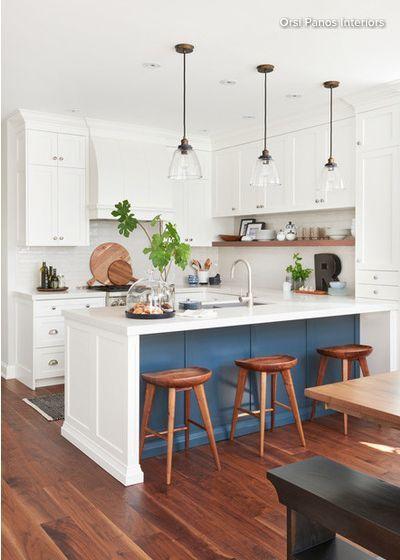 25+ Kitchen Island Ideas with Seating  Storage Interior Design