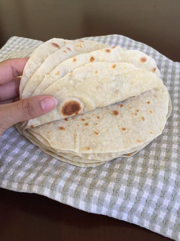 Tortilla de Harina