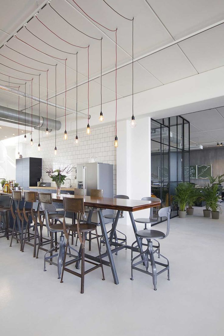 BRANDBASE DEVELOPS NEW OFFICE AS A HOTEL // AMSTERDAM, THE NETHERLANDS.