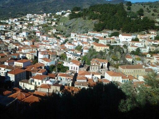Other side of Plomari