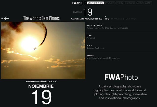 Fotografii Profesionale | Fotograf Profesionist | Awards