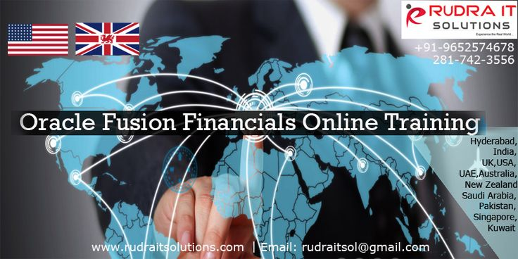 Oracle Fusion Financials
