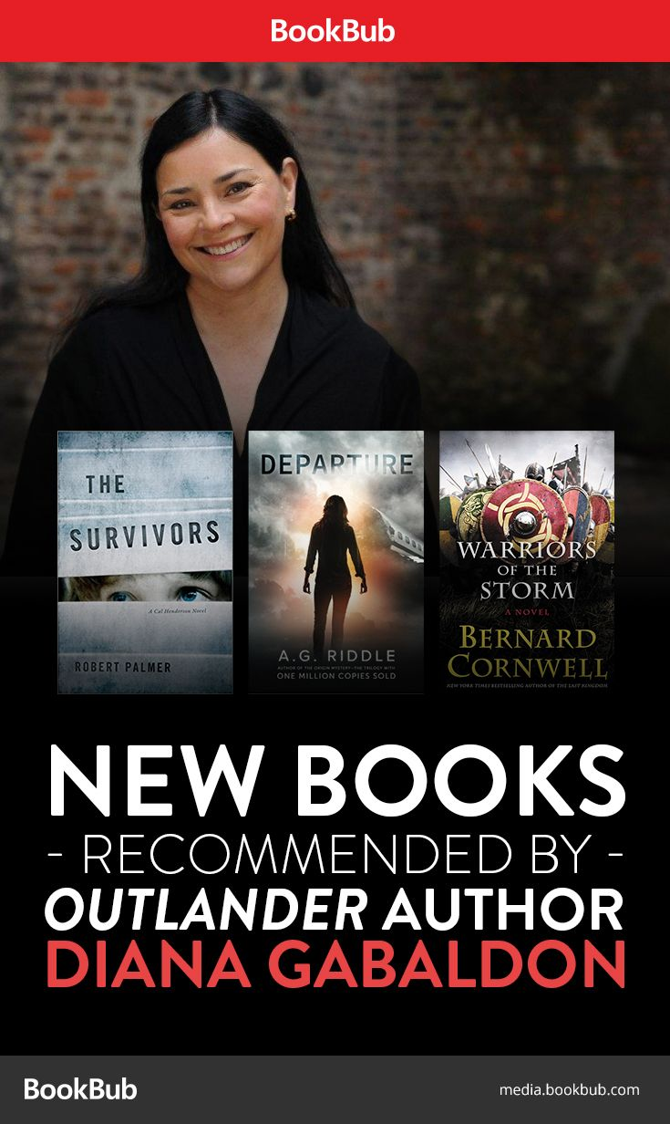 Outlander fans are anxiously waiting for author Diana Gabaldon to finish the series' 9th book, but these will hold you over in the meantime!
