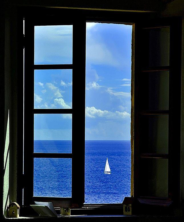 Window With View - Monemvasia, Lakonia