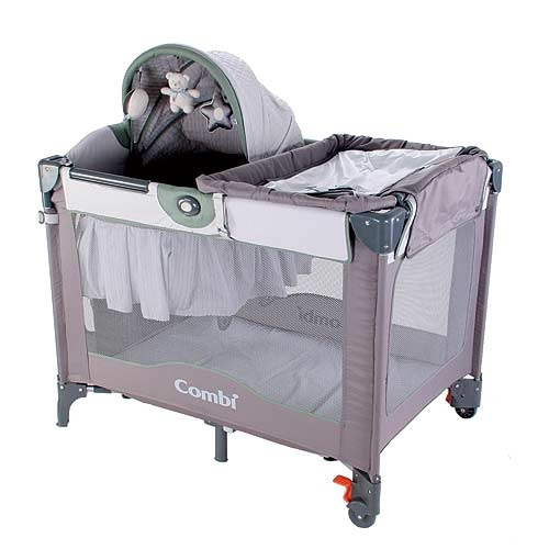 Travel Solutions Play Yard and Bassinet image