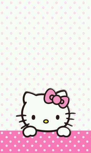 可愛すぎる♡ハローキティ(Hello Kitty)スマホ壁紙 【サンリオ】 【画像大量】300+