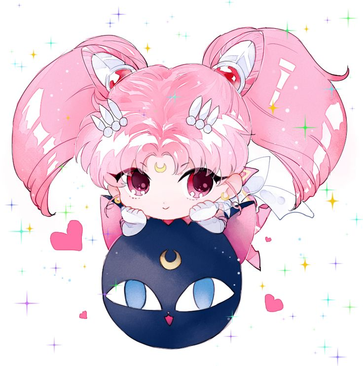 Fanart byトイレット.   World of Eternal Sailor Moon