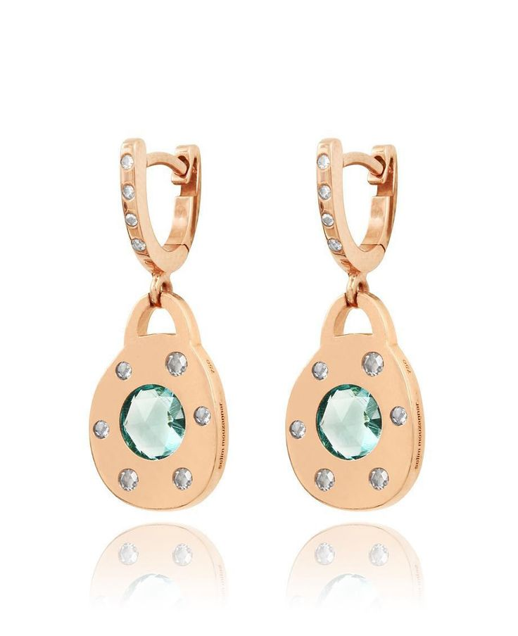 Hydra earrings designed by Selim #Mouzannar