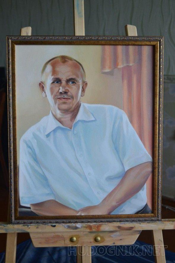 портрет Алексея