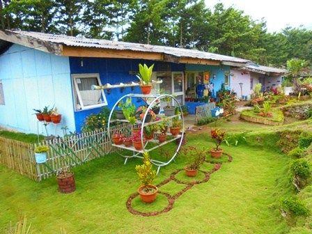 Kampoeng Amsterdam Keunikan Objek Wisata di Garut Jawa Barat - Jawa Barat