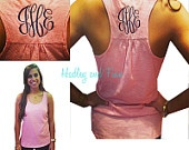 Etsy: Hadley and Finn- the create all kinds of personalized monogrammed clothing