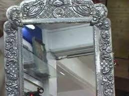 Resultado de imagen de espejos repujados en aluminio