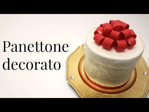 Video: Come decorare un panettone by ItalianCakes